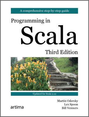 Programming in Scala, 3rd Edition (BOK)