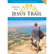 Hiking the Jesus Trail (BOK)
