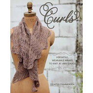 Curls: Versatile, Wearable Wraps to Knit at Any Gauge (BOK)