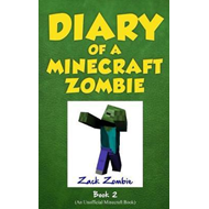 Diary of a Minecraft Zombie, Book 2 (BOK)