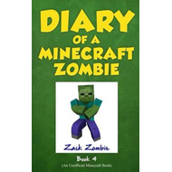 Diary of a Minecraft Zombie Book 4 (BOK)