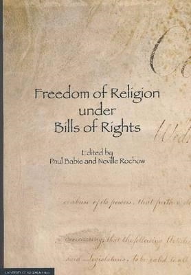 Freedom of Religion Under Bills of Rights (BOK)