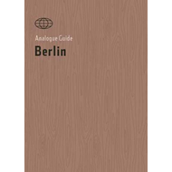Analogue Guide Berlin (BOK)