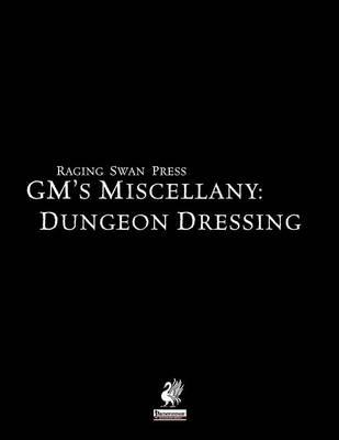 Raging Swan's GM's Miscellany (BOK)
