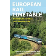European Rail Timetable (BOK)