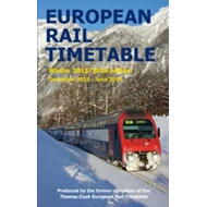 European Rail Timetable Winter (BOK)