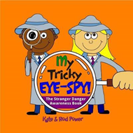 My Tricky EYE-SPY! (BOK)
