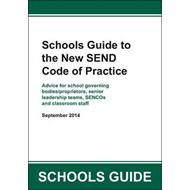 Schools Guide to the New SEND Code of Practice