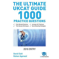 Ultimate UKCAT Guide - 1000 Practice Questions (BOK)