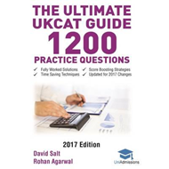 Ultimate UKCAT Guide: 1200 Practice Questions (BOK)