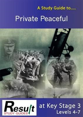 Study Guide to Private Peaceful at Key Stage 3 (BOK)