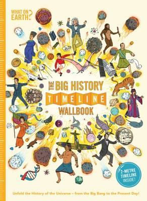 Big History Timeline Wallbook: Unfold the History of the Uni (BOK)