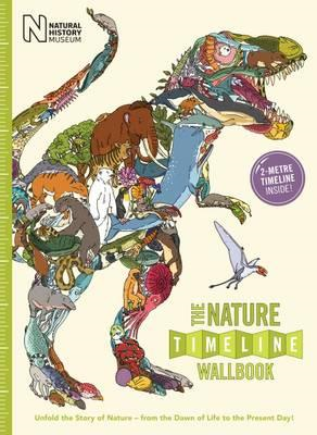 Nature Timeline Wallbook: Unfold the Story of Nature - From (BOK)