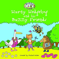 Harty Hedgehog & His Buzzy Friends (BOK)