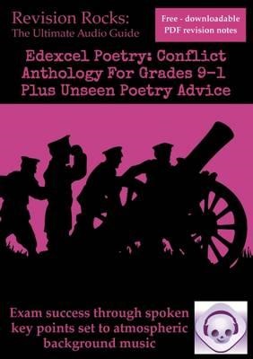 Edexcel GCSE Poetry: Conflict Anthology for Grades 9-1 Plus (BOK)