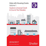Help With Housing Costs: Volume 1 (BOK)