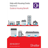 Help With Housing Costs: Volume 2 (BOK)