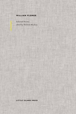William Plomer: Selected Poems (BOK)