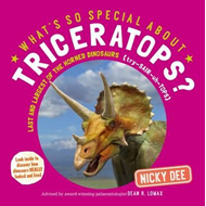 What's So Special About Triceratops? (BOK)