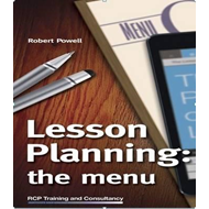 Lesson Planning: The Menu (BOK)
