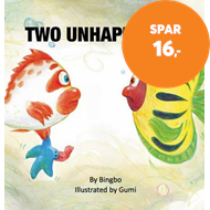 Produktbilde for Two Unhappy Fish (BOK)