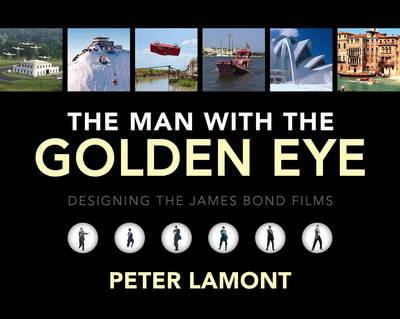 Man with the Golden Eye (BOK)