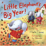 Little Elephant's Big Year (BOK)