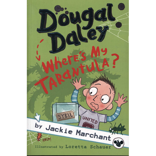 Dougal Daley - Where's My Tarantula? (BOK)