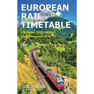 European Rail Timetable Summer 2018 (BOK)