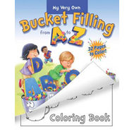 My Very Own Bucket Filling From A To Z Coloring Book (BOK)