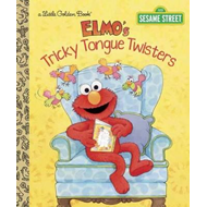 Elmo's Tricky Tongue Twisters (BOK)
