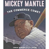 Produktbilde for Mickey Mantle (BOK)