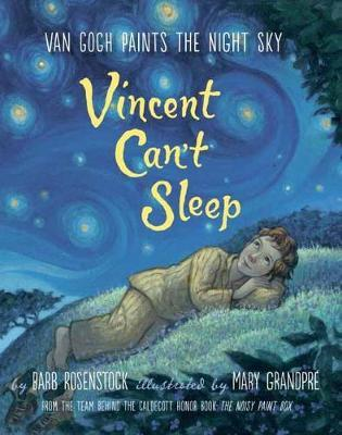 Vincent Can't Sleep (BOK)