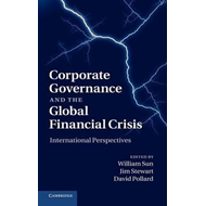 Corporate Governance and the Global Financial Crisis (BOK)
