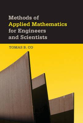 Methods of Applied Mathematics for Engineers and Scientists (BOK)