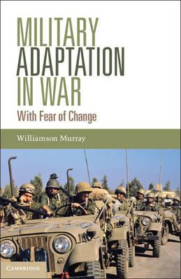 Military Adaptation in War (BOK)