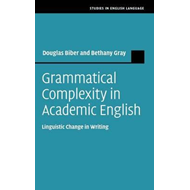 Grammatical Complexity in Academic English (BOK)