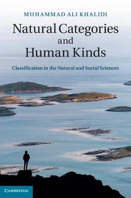Natural Categories and Human Kinds: Classification in the Natural and Social Sciences (BOK)