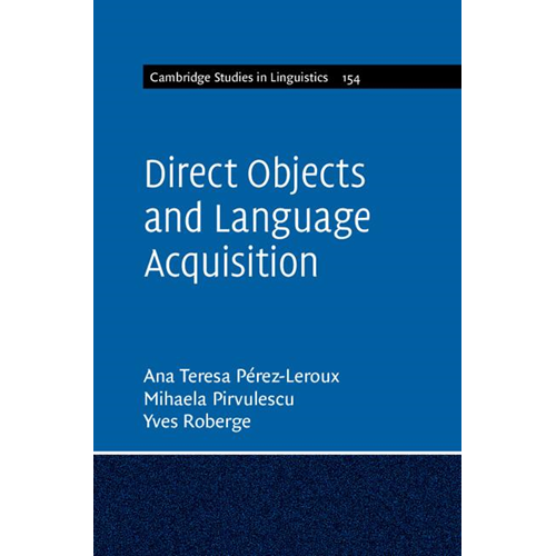 Direct Objects and Language Acquisition (BOK)