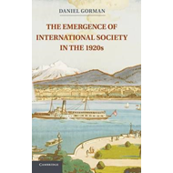 Emergence of International Society in the 1920s (BOK)