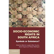 Socio-Economic Rights in South Africa (BOK)