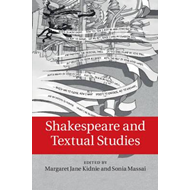 Shakespeare and Textual Studies (BOK)