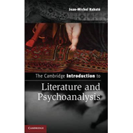 Cambridge Introduction to Literature and Psychoanalysis (BOK)