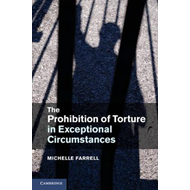 Prohibition of Torture in Exceptional Circumstances (BOK)