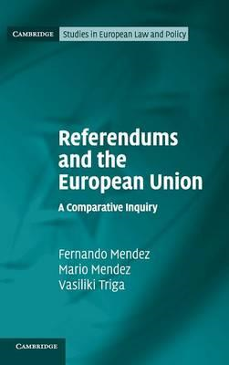 Referendums and the European Union (BOK)