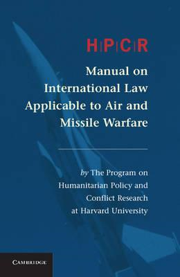 HPCR Manual on International Law Applicable to Air and Missi (BOK)