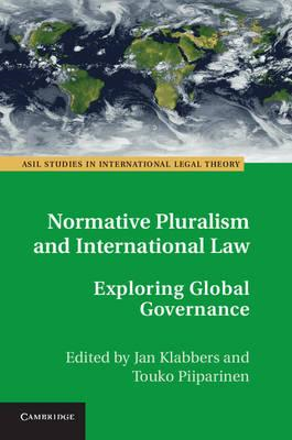 Normative Pluralism and International Law (BOK)
