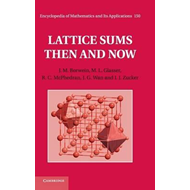 Lattice Sums Then and Now (BOK)