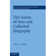 The Genre of Acts and Collected Biography (BOK)