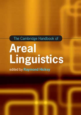Cambridge Handbook of Areal Linguistics (BOK)